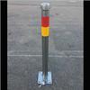 Proni Parkeringsstolpe, Trafikhinder, låsbar med öglor och hänglås