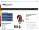Webshop för trafikspegel ø 600 mm