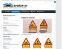 Webshop Trafikskyltar