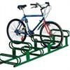 Slottsbro cykelställ och cykelpollare