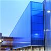 Scanlight fasadsystem 620 på Karisma köpcentrum i Lahti, Finland