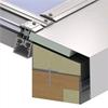 Scanlight Glastaksystem på träsarg