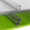 Scanlight System 920/925/932 Tak - Utvändig konnektor
