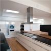 Scanlight passivhuscertifierade takfönster Energi i kök