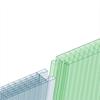 Scanlight Fasadsystem 540X, detalj