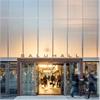Scanlight Fasadsystem 560X, Östermalms temporära saluhall, Stockholm