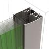Scanlight Fasadsystem 560X, sidoprofil