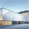 Scanlight Fasadsystem 560X, Östermalmshallen, temp, Stockholm