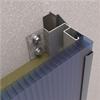 Scanlight anslutningsprofil 4589, aluminium