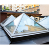 Scanlight Glaspyramider