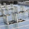Glastaksystem med brandventalitioner, klarar lutning utan läckagerisk, aluminiumprofiler