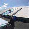 Renovering av Kungliga tennishallen, utbyte av dagsljusinsläpp