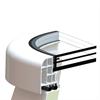 Scanlight Planljus, runda takfönster med PVC-ram