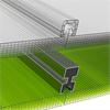 Scanlight Taksystem 920 / 925 / 932, utvändig konnektor