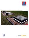 Scanlight CI Systems Glazed Elements F100 | FE Energysave Type F | Smoke Lift ME
