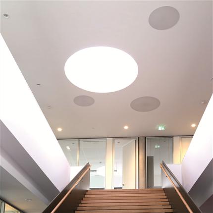 Scanlight FE planljus cirkulära fönster