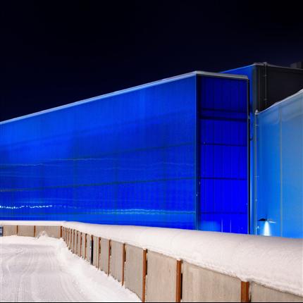 Scanlight fasadsystem 620