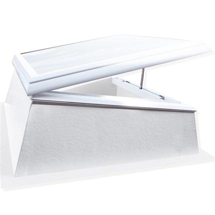 Scanlight Takfönster, plastram