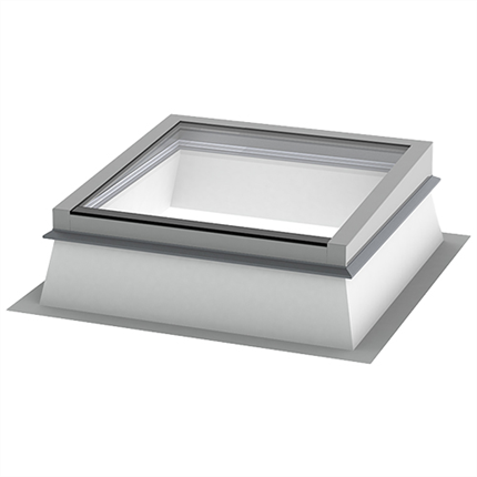 Scanlight Takfönster, aluminiumram