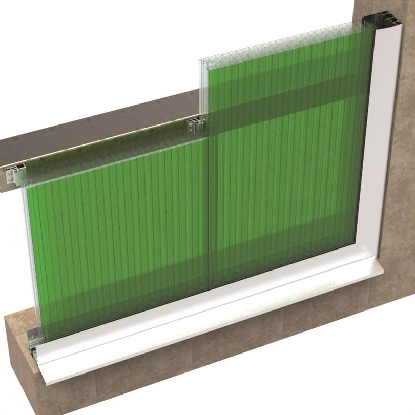 Scanlight komplett fasadsystem 560X