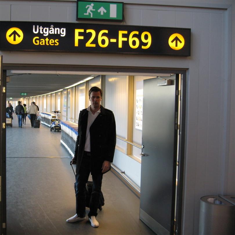StepLock automatisk kantregel STEP 21, Arlanda flygplats
