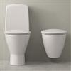Ifö toalettstolar, golvstående och vägghängda