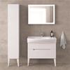 Ifö Silva spegel och badrumsskåp