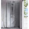 Ifö Solid duschvägg, rund