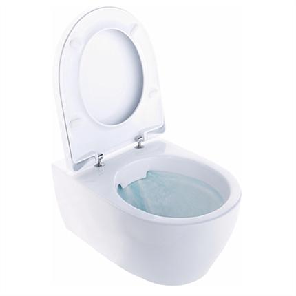 Ifö WC-stolar, vägg