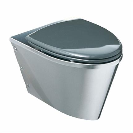 Ifö WC-skål/-modul Public Steel