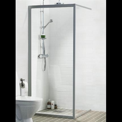 Ifö Solid fasta duschväggar SV NK
