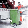 PWS avfallskärl anpassade för nordiskt klimat