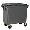 PWS Quattro Select källsorteringskärl, 660 liter