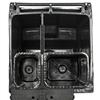 PWS Quattro Select källsorteringssystem, 373 liter med insatskärl