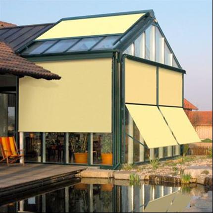 Solflex fasadmarkiser