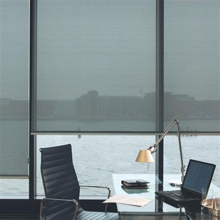 Solflex fördunklande gardiner