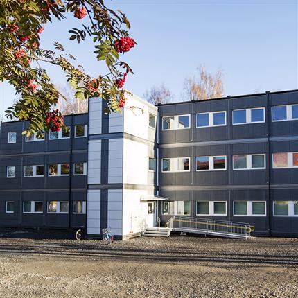 Adapteo C90 lokaler för skola, förskola, kontor och boende