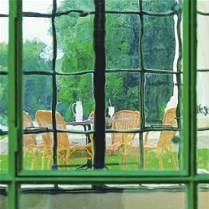 Schott Goetheglas restaureringsglas