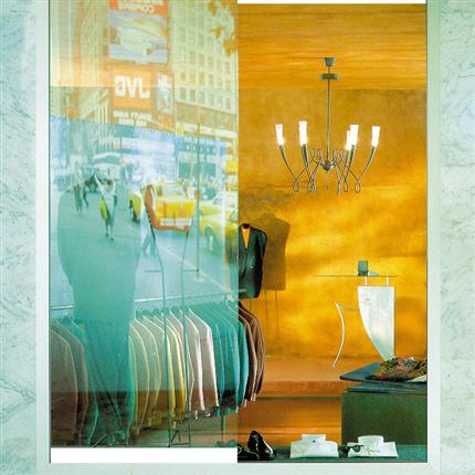 Schott Amiran® reflexfritt glas