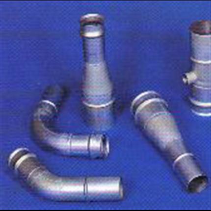 Rostfria VA-system vattenledningar