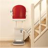 MPR Minivator 2000, stollift för svängd trappa