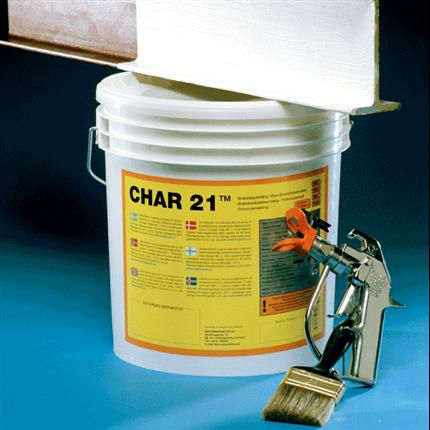KBS CHAR 21™ brandskyddsfärg