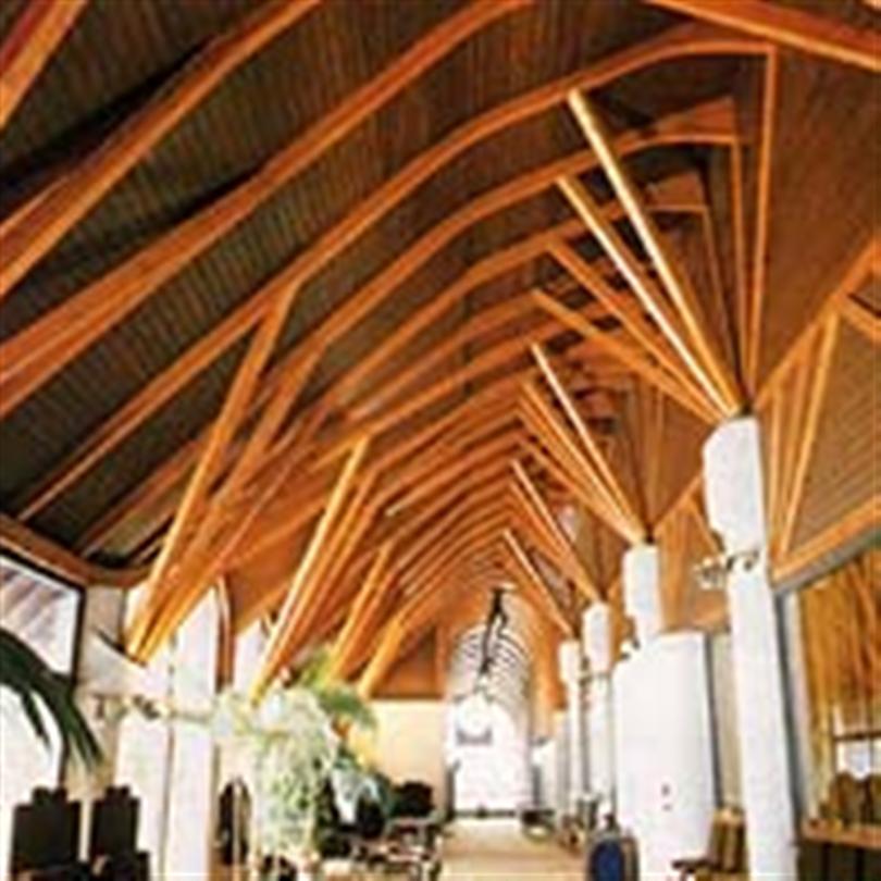 KBS CHAR 17™ brandskyddsfärg till ljusa träkonstruktioner