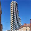 Attacus Stomsystem levererar prefabricerade betongelement till projektet Norra Tornen, Stockholm