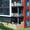 SCF pelare och balkonger