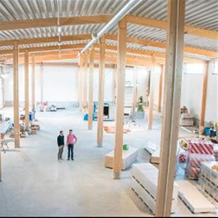 Lindborg Industrihallar