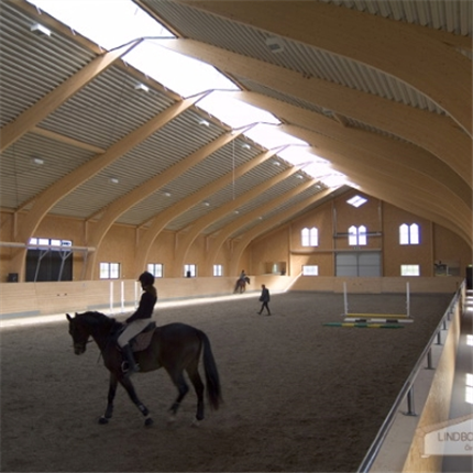 Lindborg Sporthallar