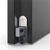 Athmer Schall-Ex L 15/30 WS tätningströskel i dörrblad