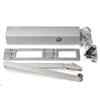 Geze TS4000 dörrstängare, sats silver