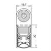 Athmer Slide & Lock M-20 WS, skiss